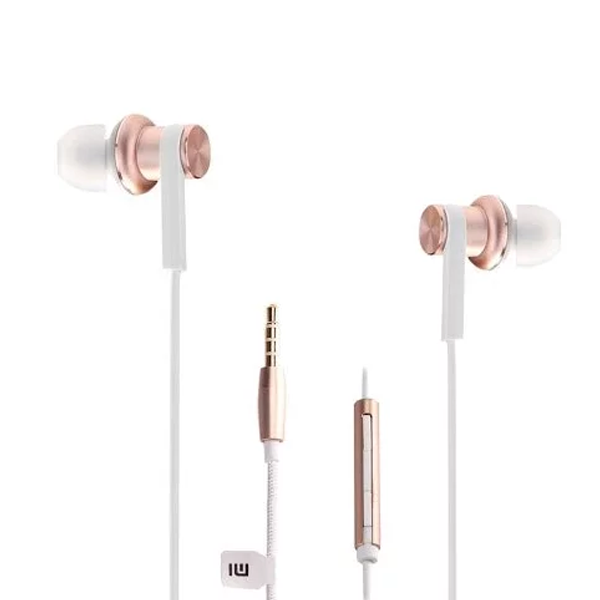 Наушники внутриканальные Xiaomi Mi In-Ear Headphone Hybrid Pro (Gold)