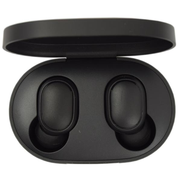 Наушники гарнитура Xiaomi Mi True Wireless Earbuds Basic (Black)