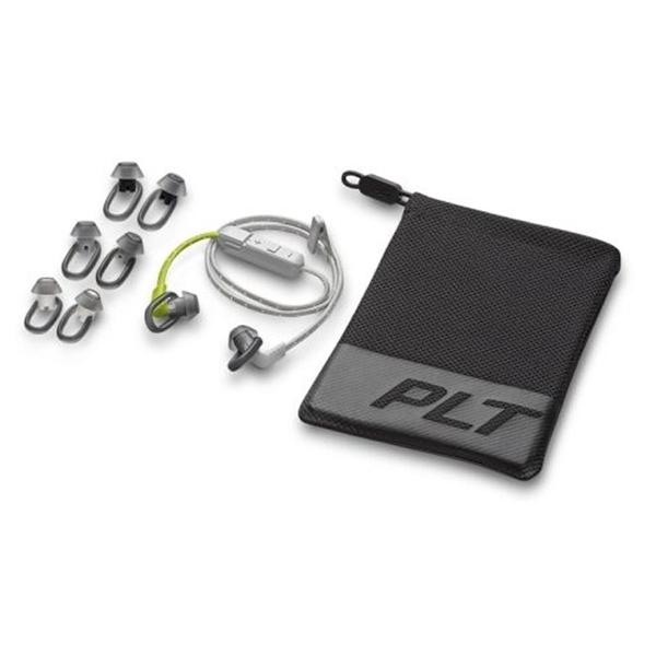 Наушники-вкладыши Plantronics BackBeat Fit 305 (Lime)