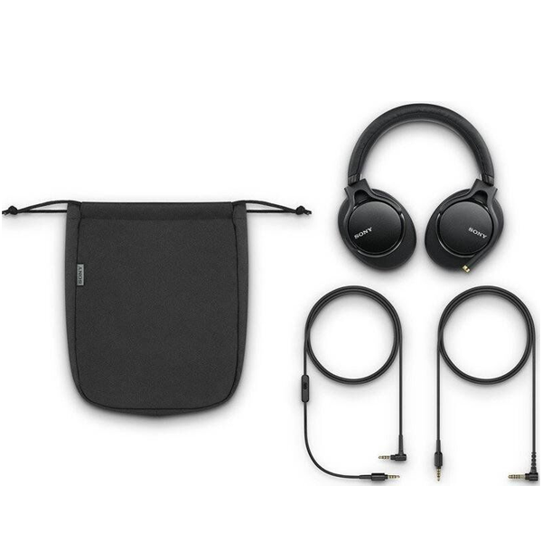 Наушники полноразмерные Sony MDR1AM2B Black