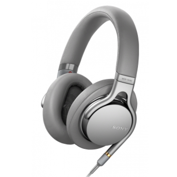 Наушники полноразмерные Sony MDR1AM2S Silver