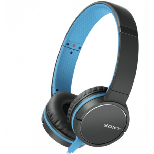 Наушники накладные Sony MDRZX660APL.E Blue/Black