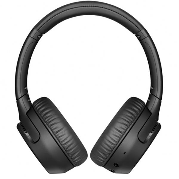 Наушники накладные Sony WHXB700B Black