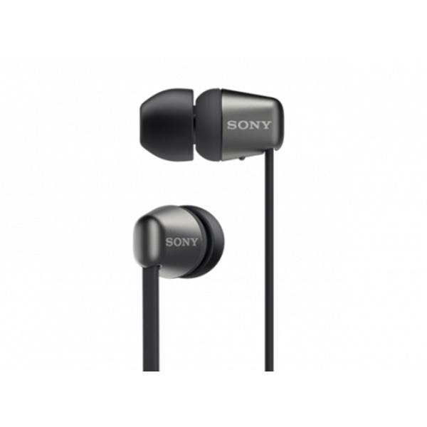 Внутриканальные наушники Sony WIC310B.E (Black)