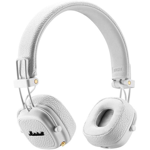 Наушники накладные Marshall Major III Bluetooth (White)