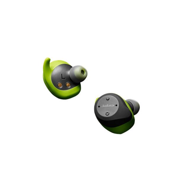 Наушники-гарнитура Jabra Elite Sport Green
