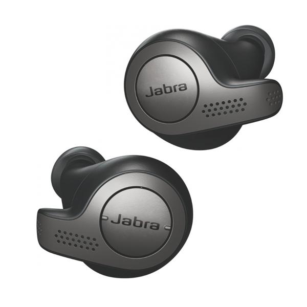 Наушники-гарнитура Jabra Elite 65t (Black)