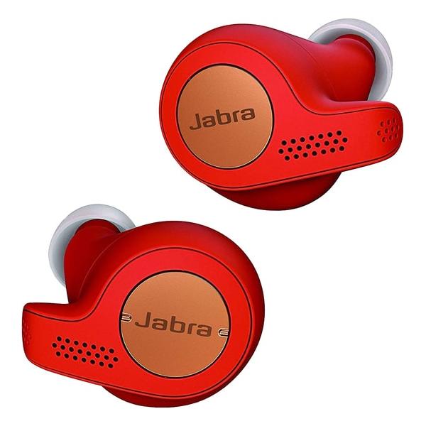 Наушники внутриканальные Jabra Elite 65t Active (Red)