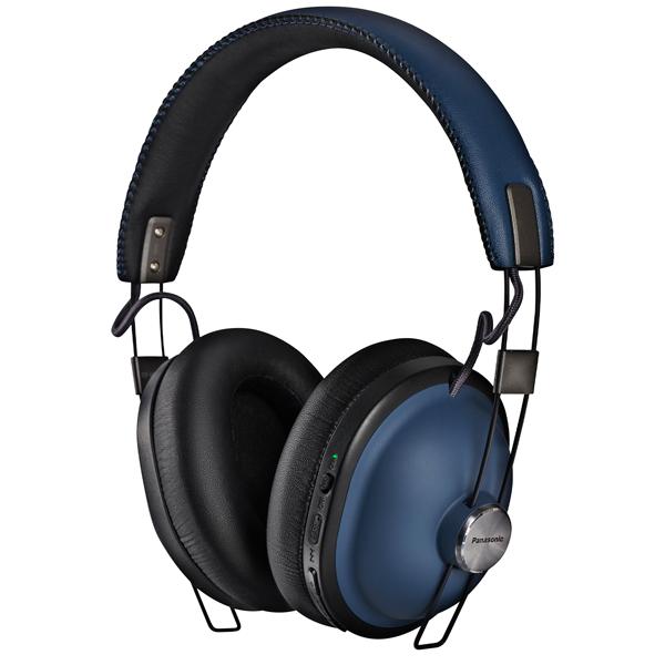 Наушники накладные Panasonic RP-HTX90NGCA (Blue)