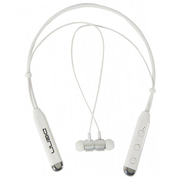 Наушники внутриканальные Denn DHB023 White