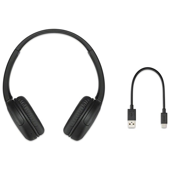 Наушники накладные Sony WHCH510/BZ  Black