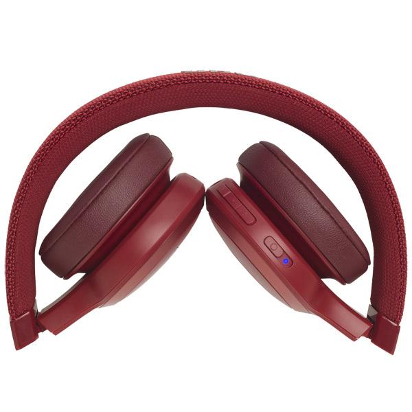 Наушники накладные JBL Tune LIVE 400BT (Red)