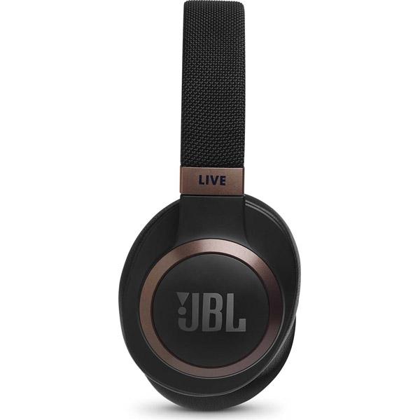 Наушники полноразмерные JBL LIVE 650BTNC Black