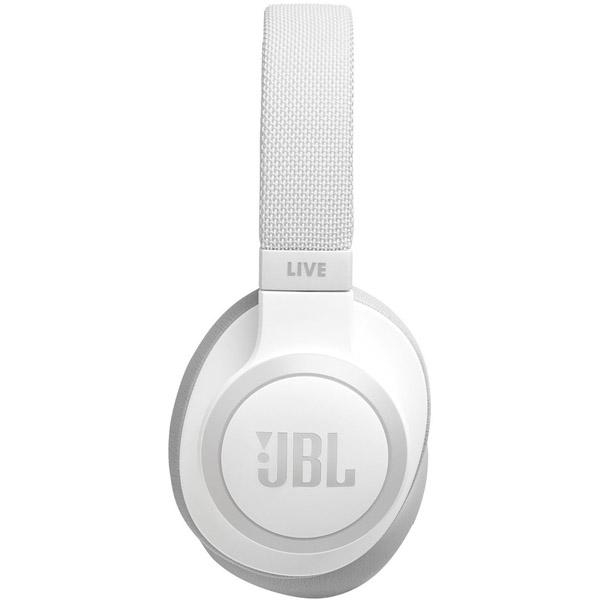 Наушники полноразмерные JBL LIVE 650BTNC (White)