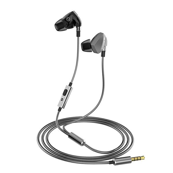 Наушники-вкладыши Orico Soundplus-P1-GY Grey