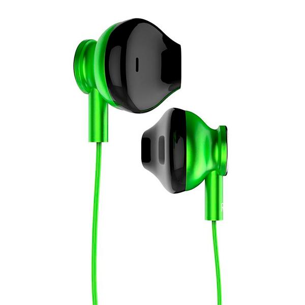 Наушники-вкладыши Orico Soundplus-RM3-GR Green