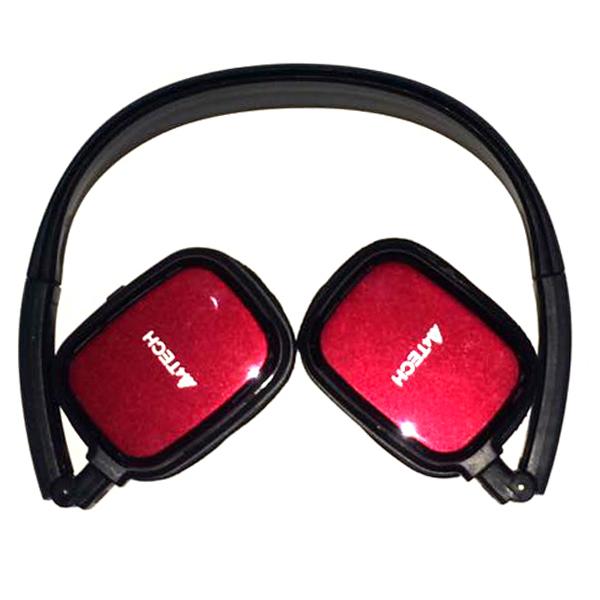 Беспроводные наушники A4tech RH200-4 Red