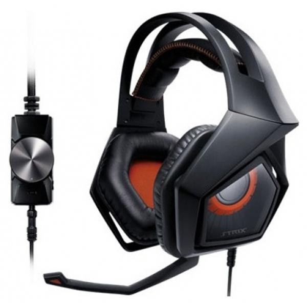 Игровая проводная гарнитура Asus Strix Pro Black