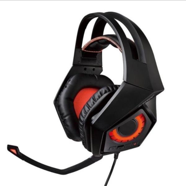 Игровая проводная гарнитура Asus Rog Strix Wireless Black
