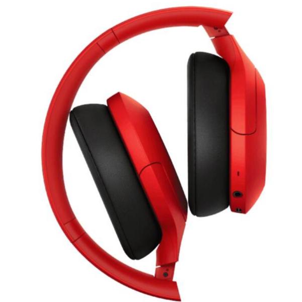 Полноразмерные наушники Sony WHH910NR.E (Red)