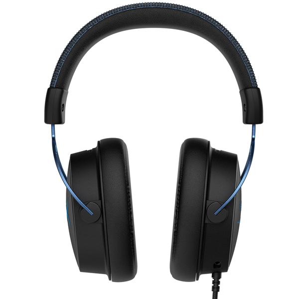 Гарнитура игровая HyperX Cloud Alpha S HX-HSCAS-BL/WW (Black)