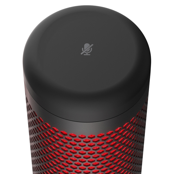 Микрофон HyperX QuadCast Standalon (HX-MICQC-BK)