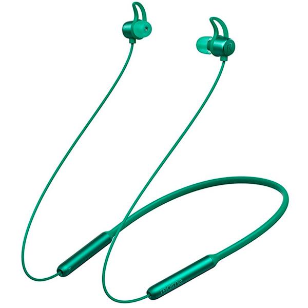 Наушники внутриканальные Realme Buds Wireless RMA108 (Green)