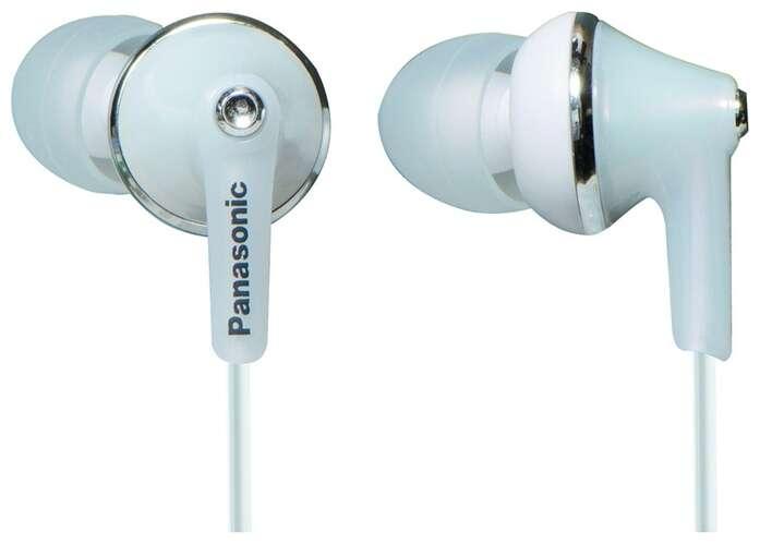 Наушники Panasonic RP-HJE190E-W White