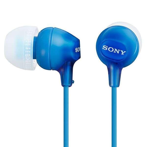 Наушники Sony MDR-EX15LP (синий)