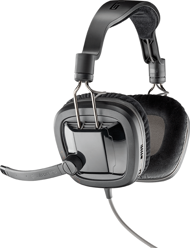 Наушники Plantronics Gamecom 388 (201260-05)