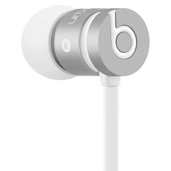 Наушники Beats BT IN UB CW GLD - SI (urBeats Iphone6 - Silver)