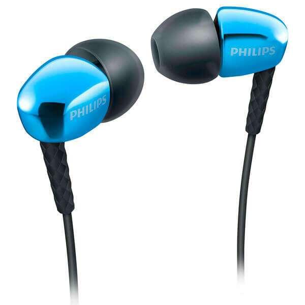 Наушники Philips SHE-3900 (Синие)