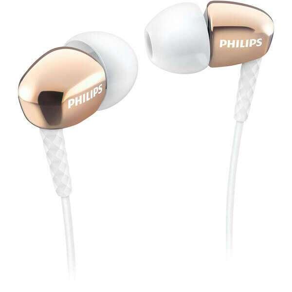 Наушники внутриканальные Philips SHE-3900 Gold