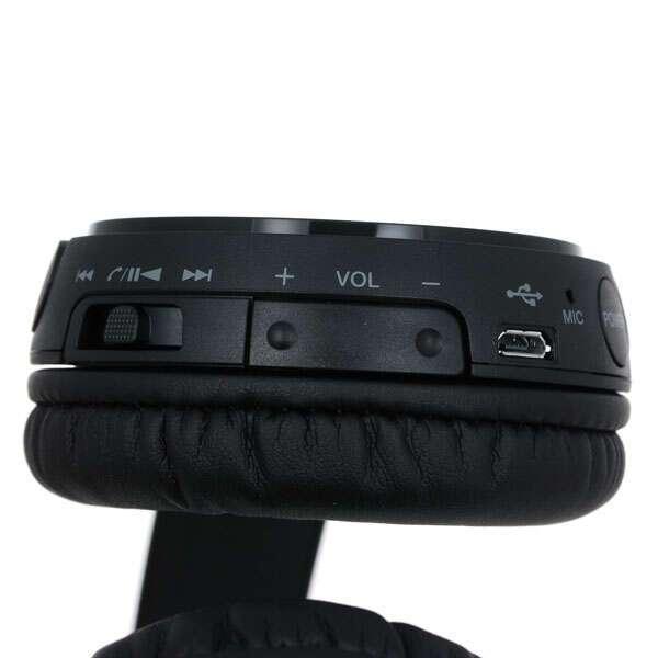 Наушники беспроводные Sony MDR-ZX330BT/BC (черные)