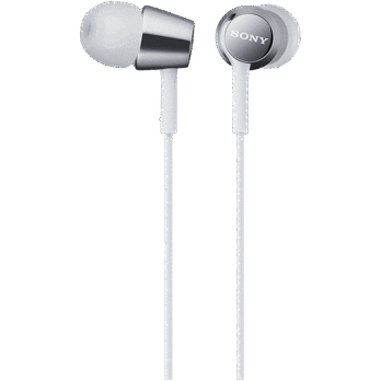 Наушники Sony MDR-EX150AP (белый)