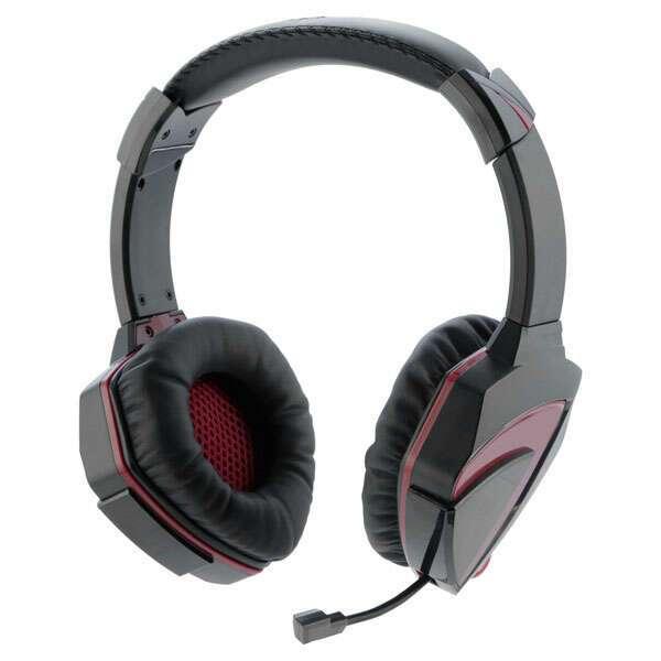 Игровые наушники A4tech G500 Bloody Black