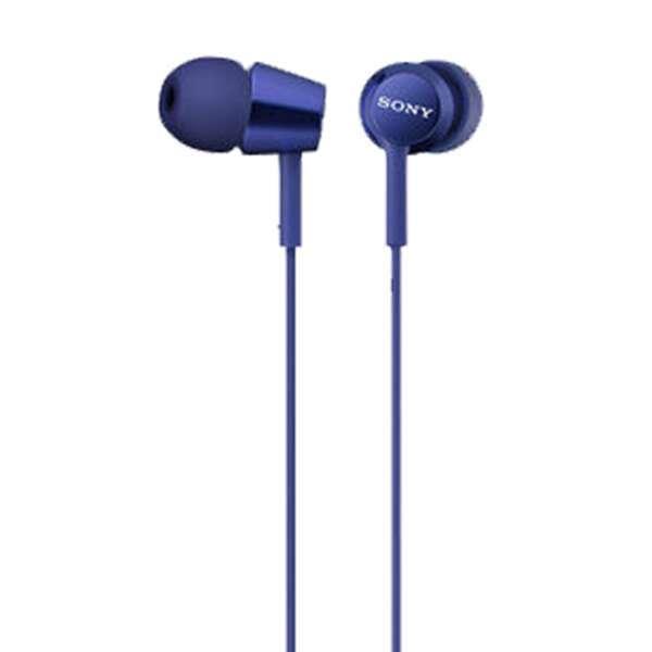 Наушники Sony MDR-EX150 (синий)