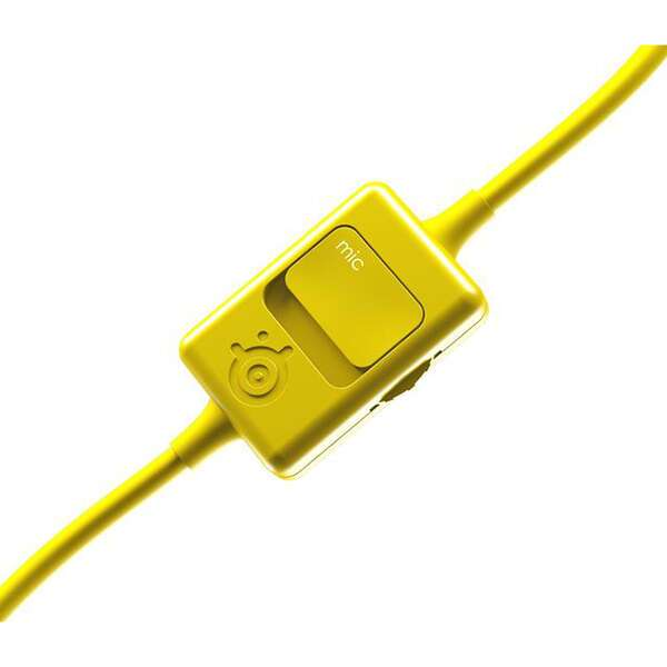 Игровые наушники SteelSeries Siberia 200 Proton (PN51138) Yellow