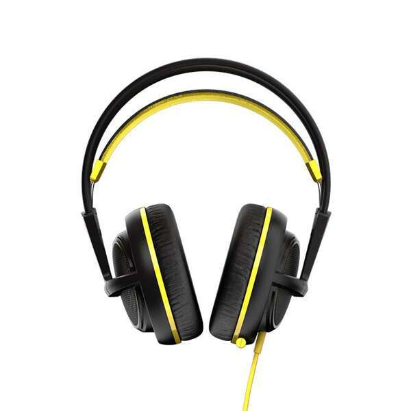 Игровые наушники SteelSeries Siberia 200 Proton (PN51138) Yellow