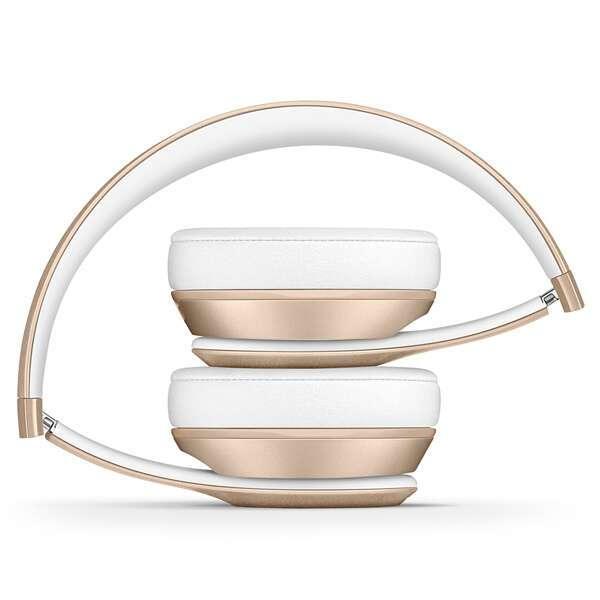Наушники Beats Beats Solo2 Wireless Headphones - Gold(MKLD2ZMA)