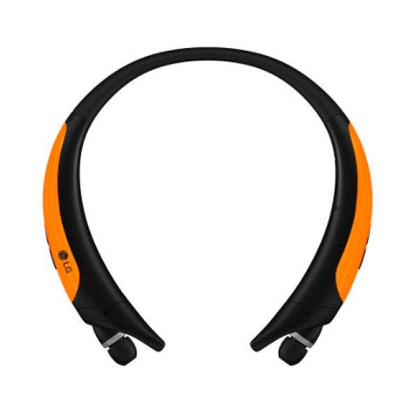 Блютуз гарнитура LG HBS-850.AGEUOR (LG Tone 850, Orange)
