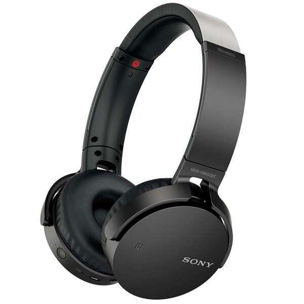 Наушники Sony MDR-XB650BTB.E (Black)