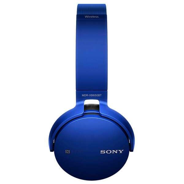 Наушники Sony MDR-XB650BTB.E (Синие)