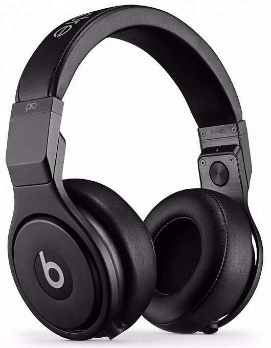 Наушники полноразмерные Beats Beats Pro Over-Ear Headphones, Black