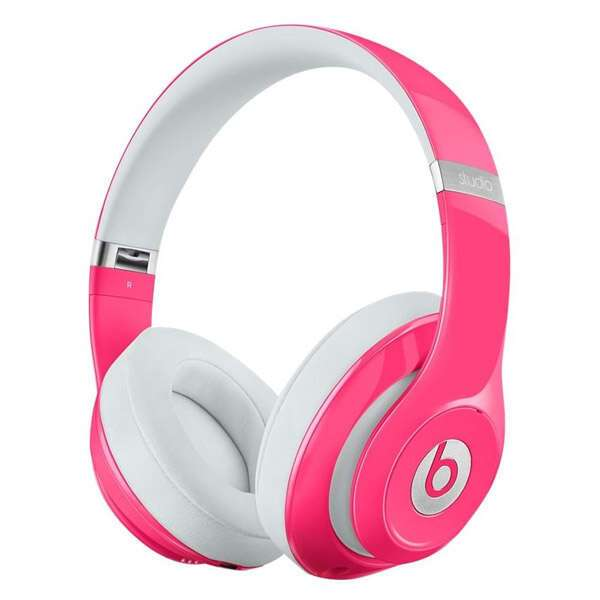 Наушники Beats Studio 2 Pink