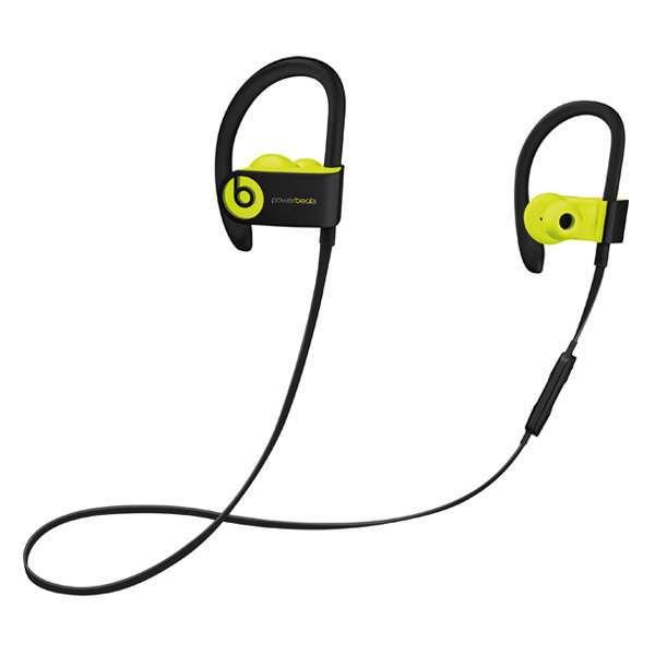 Спортивные наушники Beats PowerBeats3 Shock Yellow