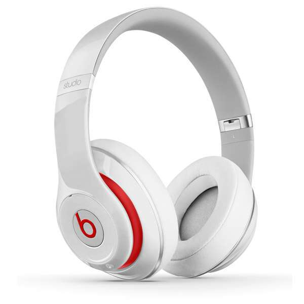 Наушники Beats Studio 2 White