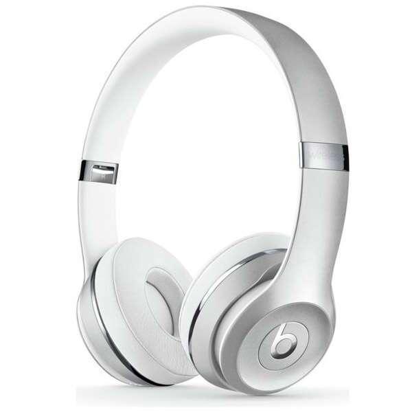Наушники беспроводные Beats Solo3 Wireless Silver