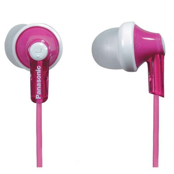 Наушники Panasonic RP-HJE118GU Pink