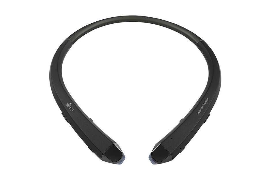 Блютуз гарнитура LG LG Tone infinim 2 (HBS-910.AGRABK), Black